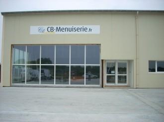 nationale 13,N13,bâtiment,nouveau,cb menuiserie,CB Menuiserie,catz,manche,département 50,